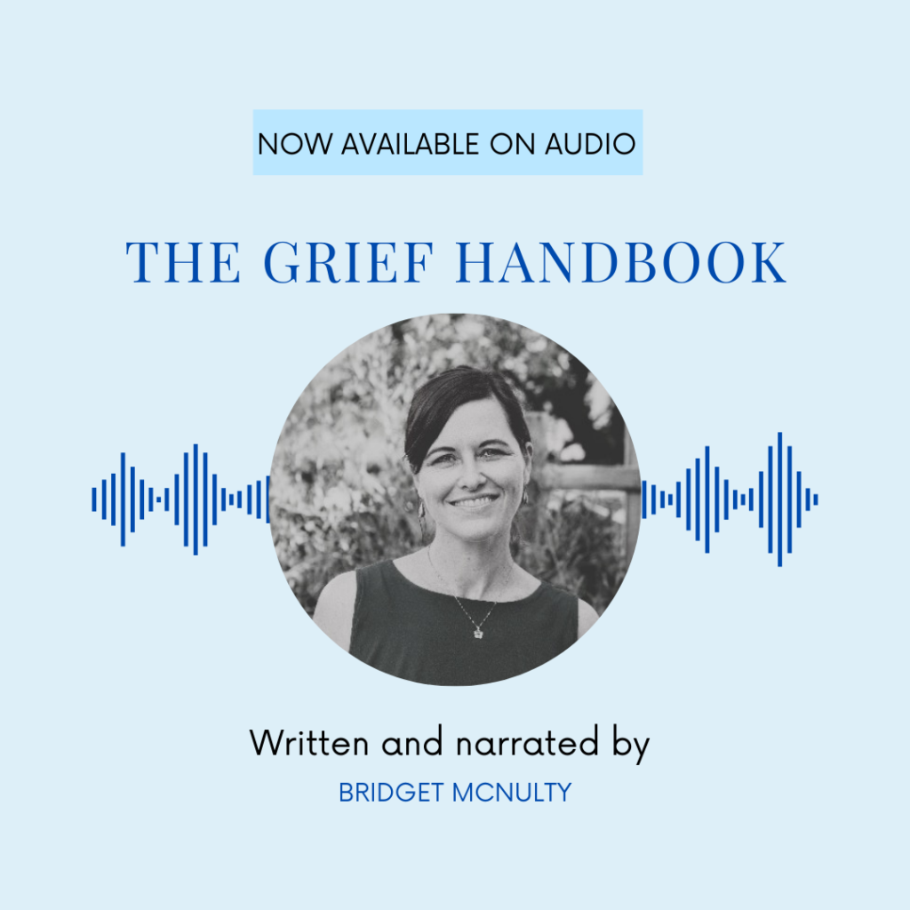 The Grief Handbook audiobook